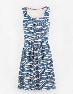 Ellie Ponte Dress WH890 Day Dresses at Boden