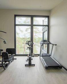 Asuntomessut 2017: Kannustalo Harmaja Saimaa - Modernisti kodikas Gym Equipment, Workout Equipment