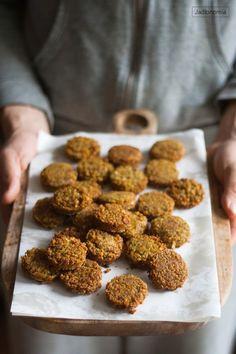 jadłonomia · roślinne przepisy: Falafel idealny