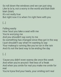 For real by Mall rat - feeling these lyrics so much