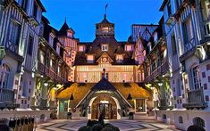 Deauville, France: Birthplace of Coco Chanel's first boutique!