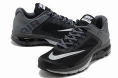 Nike Air Max Excellerate +2 Men\u0027s Grey/Black