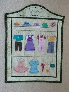 Val Laird Designs - Journey of a Stitcher: for the children
