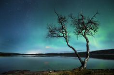 October night by Tommy Eliassen, via 500px