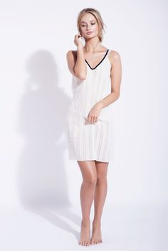 088197492eff4f Voile Nightdress - AmaElla. Voile Nightdress