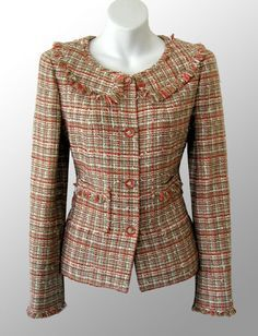 """Couture et Tricot: Chanel jacket eye-candy (part 1) – Para """"babar"""" e inspirar-se: jaquetas Chanel (parte 1), tany sews and knits, sewing tips, sewing tutorials, dicas de costura, passo-a-passo costura, tutoriel couture, paso a paso coser"""