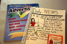 Advertising unit - persuasion techniques are commonly covered topics ...