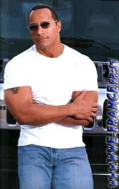 "sexy: Dwayne ""The Rock"" Johnson"