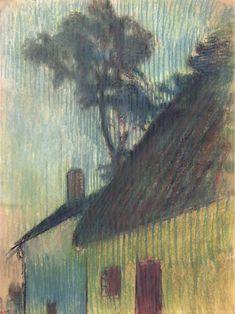 The Village Corner 1895 98 | Edgar Degas | oil painting