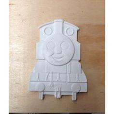 Plaster Fun House - THOMAS TANK Plaster Molds, Fun House, Home Goods