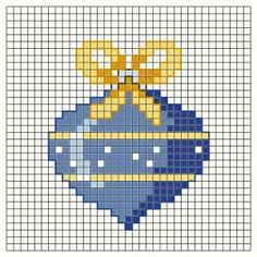 Four bauble charts Cross Stitch Christmas Cards, Xmas Cross Stitch, Cross Stitch Cards, Christmas Cross, Counted Cross Stitch Patterns, Cross Stitch Designs, Cross Stitching, Cross Stitch Embroidery, Cross Patterns