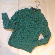 Leo's sweater