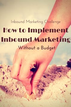 Overcoming Inbound Marketing Challenges - What if I have no budget? http://scalablesocialmedia.com/2014/11/inbound-marketing-challenges-money via @scalablesocial