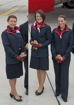 Air Berlin Cabin Crew ~ Cabin Crew Photos