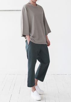 New fashion minimalist korean simple ideas Look Fashion, New Fashion, Trendy Fashion, Korean Fashion, Fashion Outfits, Fashion Trends, Mode Style, Style Me, Mode Monochrome
