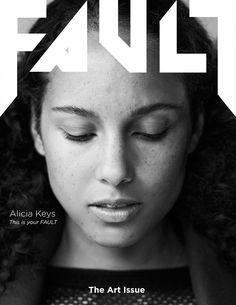 Alicia Keys decide parar de usar maquiagem