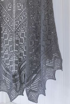 Free Knitting Pattern for a Beautiful Lace Shawl. Skill Level: Experienced This beautiful and delicate lace shawl, knitted from Novita Venla, is like a work of art. Free Pattern More Patterns Like This! Lace Knitting Patterns, Shawl Patterns, Lace Patterns, Free Knitting, Knitted Shawls, Crochet Shawl, Knit Crochet, Lace Scarf, Knitting Accessories