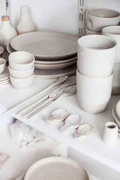 10-In the Atelier With | Annemieke Boots Ceramics Studio-This Is Glamorous