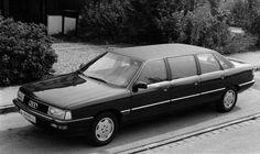 Lorenz & Rankl Audi 200 Pullmann '1988 Audi 200, Vw Group, Volkswagen Group, Vintage Cars, Cool Cars, Wander, Automobile, The Past, Vehicles