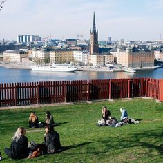 3,770 vind-ik-leuks, 32 reacties - Visit Stockholm (@visitstockholm) op Instagram: 'A hidden park with the best views of Stockholm is Ivar Los Park, just behind Monteliusvägen.…'