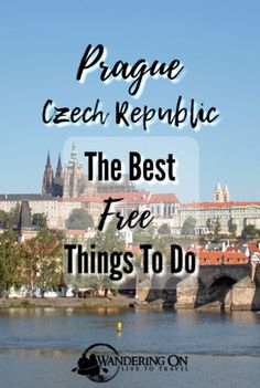 Visiting Prague? Looking for free things to do in Prague? If you're wondering what to do in Prague on a budget, we've put together a handy guide for those travelling to the Czech Republic capital with little money. We cover everything from must sees to where to get the best snaps for Instagram. From budget restaurants, including the hipster veggie food spots, to tips on ways to sample nightlife cheaply, from getting around and getting out on day trips  - we cover it all. #prague #traveltips