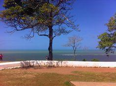 Cidade histórica de Porto Seguro. Bahia Brasil  Uma das mais belas vistas!  Historical city of Porto Seguro. Bahia. Brazil. One of the most beautiful views!