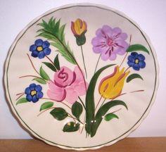 Image Detail for - Blue Ridge Southern Pottery--Garden Lane Soup Bowl for sale