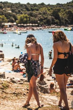 Enjoy a festival off the beaten path this year! B my Lake Festival - Dimensions Festival - VOLT Festival - Sea Dance Festival