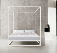 Asha Baldaquin Bed - Property Furniture