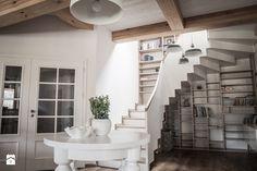 Dom jednorodzinny - zdjęcie od grupakmk - Schody - Styl Rustykalny - grupakmk
