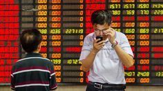 After Quick 8.5% Crash, Confusion Reigns in Chinese Stocks - Bloomberg Business