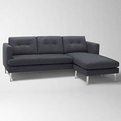 $1599 Jackson 2-Piece Chaise Sectional