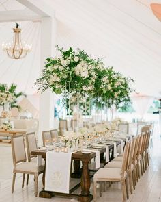 Wedding party planned by Anna Lucia