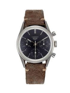 Vintage Watches Heuer Carrera (c. 1960s)