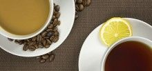 Coffee and tea not only provide cozy morning rituals and boosts of energy during midday slumps; these hot drinks have also been long acknowledged f