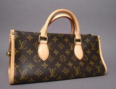 Louis Vuitton Monogram Canvas Popincourt Handbag