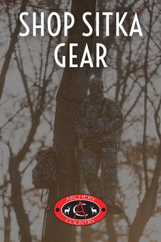 SITKA Gear uses innovative design, advanced fabrics and cutting edge technology to create the best hunting gear available.