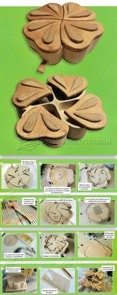 Quatrefoil Box Plans - Woodworking Plans and Projects | WoodArchivist.com