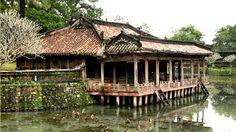Hue, Vietnam Inside the citadel