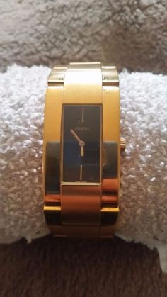 Gucci 4600m Mens Watch in Jewellery & Watches, Watches, Wristwatches | eBay