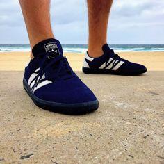 best loved f75df 98c48 Adidas navy Intack on the street Tenis, Bombas, Zapatillas, Moda, Zapatos  Deportivos