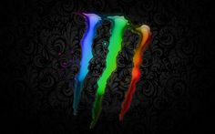 Monster Energy Rainbow