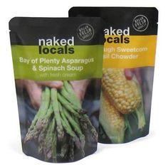 #Retortpouches -Frozen food packaging