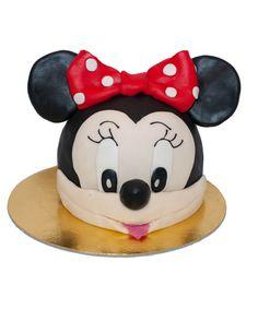 Minnie mouse cake by Tuffli www.tuffli.ro