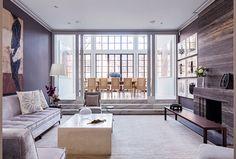 modern living room,