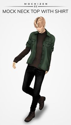 Sims 4 Men Clothing, Sims 4 Male Clothes, Sims 4 Toddler Clothes, Sims 4 Cas, My Sims, Sims Cc, Sims 4 Game Mods, Sims Mods, Sims 4 Stories