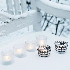 Such a beautiful winter day here in Copenhagen today. #pendanttealightholder #jettefrölich #jettefroelich #jettefrölichdesign #jettefroelichdesign #danishdesign #scandinaviandesign #gardendecor #tealightholder