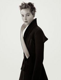 Jennifer Lawrence, Dior Magazine 2013