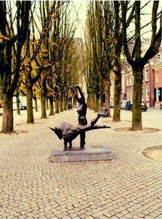 'Europa laat zich niet ontvoeren', Parade, Den Bosch