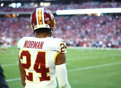 Redskins Playbook: 2 stats that show just how good Josh Norman is - CSN Mid-Atlantic (press release) (blog)